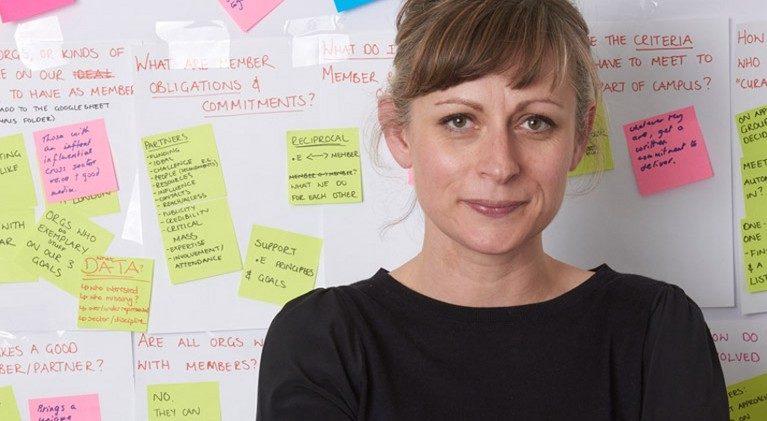 Rachel Coldicutt CEO Doteveryone