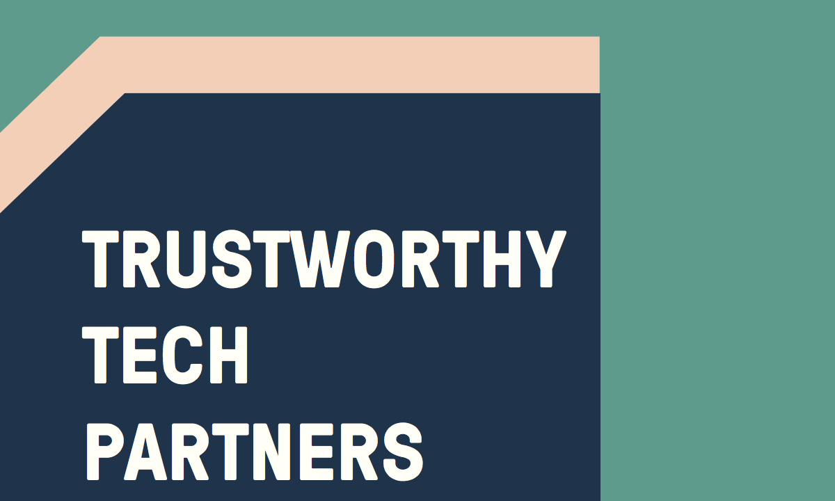 Working with SMEs to explore trustworthy practices