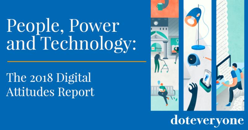 Digital Attitudes Report Cover