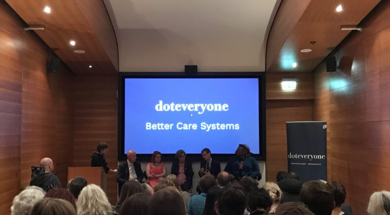 Better Care Systems Event Panel