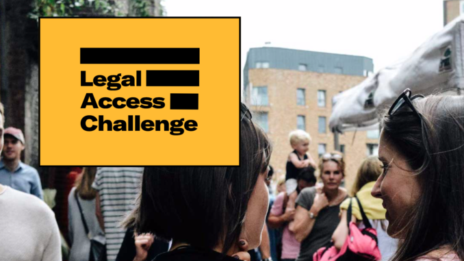 Legal Access Challenge