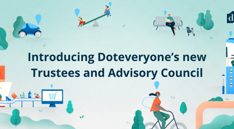 Introducing Doteveryone's new Trustees and Advisory Council